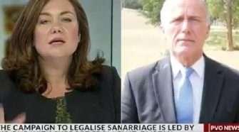 Tasmanian Liberal Eric Abetz