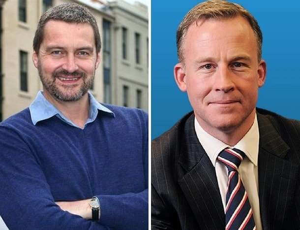 Tasmanian Premier Will Hodgman apologised to LGBT