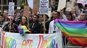 London Chechnya Chechen Gay Men