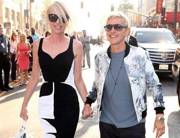 Ellen DeGeneres and Portia de Rossi Rumours