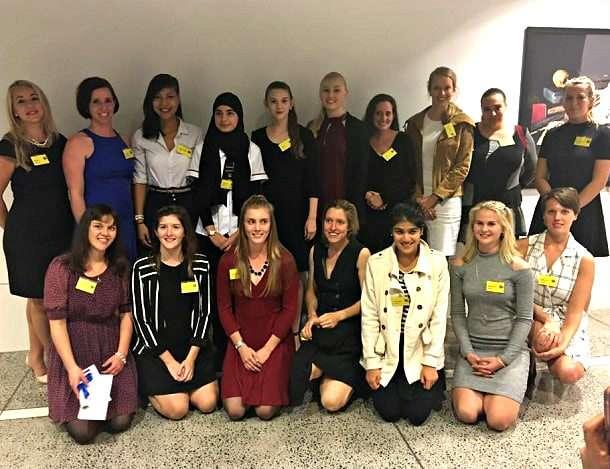 national council of women queensland (ncwq) bursary recipients
