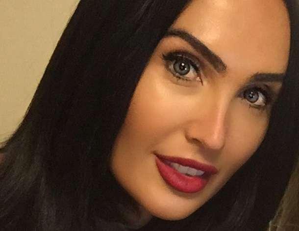 Actress Daniielle Alexis