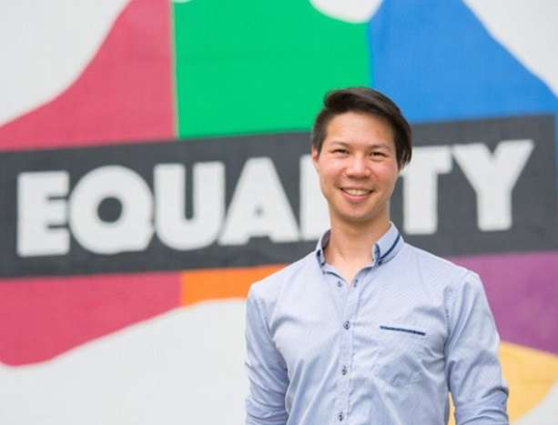 non-English speaking backgrounds engage in positive and respectful conversations about marriage equality
