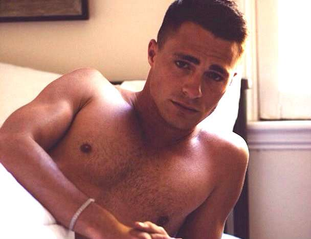 Colton Haynes has revealed the reasons why he hid his sexuality