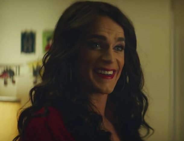 transgender actors Matt Bomer Anything Transgender