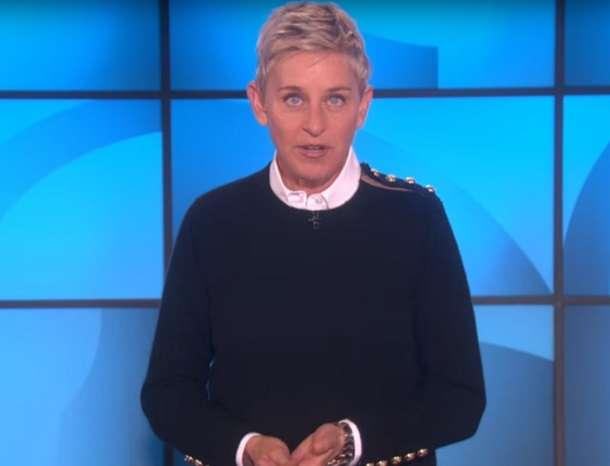 Ellen de Generes sexuality