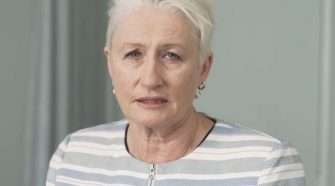 "Grandmother and doctor Kerryn Phelps features in a new TV advertisement that hits back at the ad released this week by same-sex marriage ""no"" campaigners."
