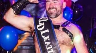Mr QLD Leather 2017