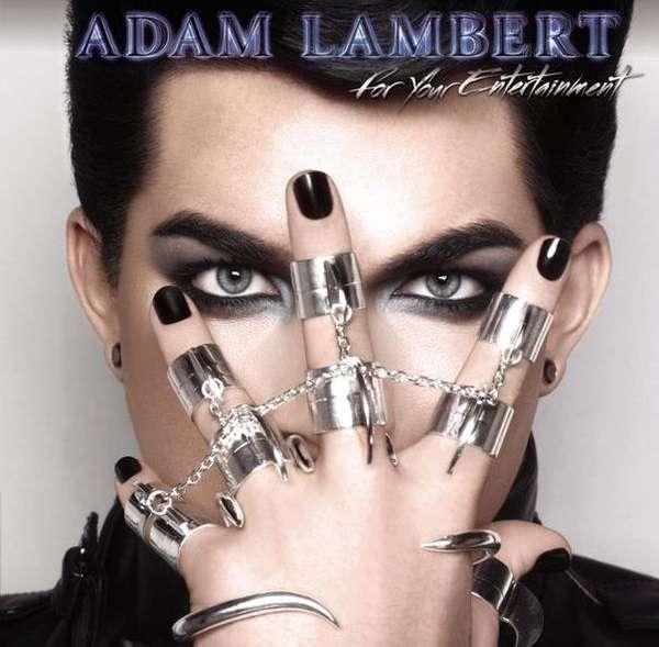 Adam Lambert flamboyant