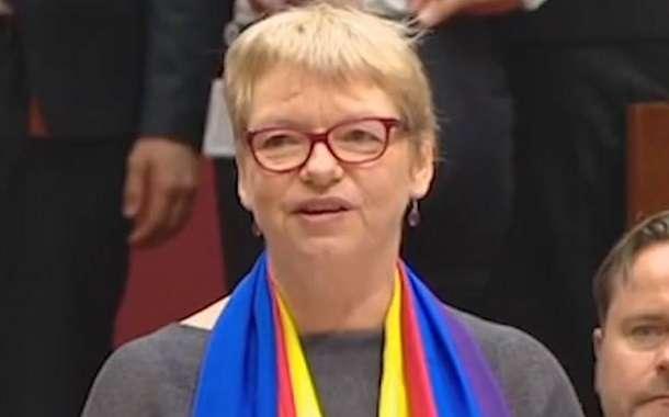 senator Janet Rice