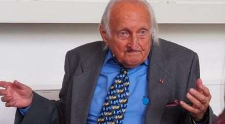 Jailed Gay Holocaust Survivor Wolfgang Lauinger in Germany