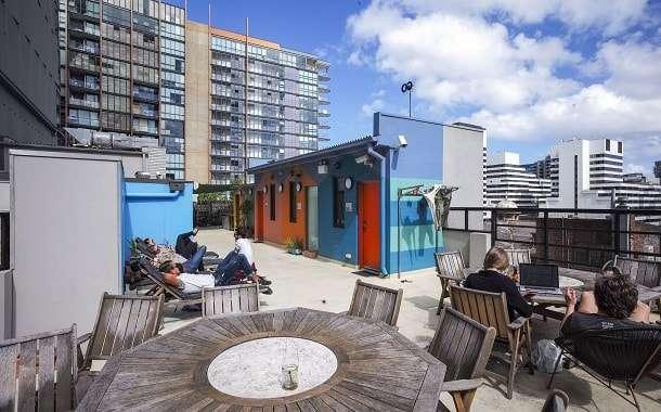 Melbourne Central Youth Hostels