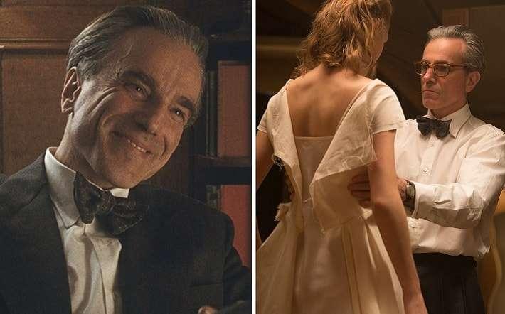 Review Daniel Day Lewis Plays 1950s Fashion Designer In Phantom Thread