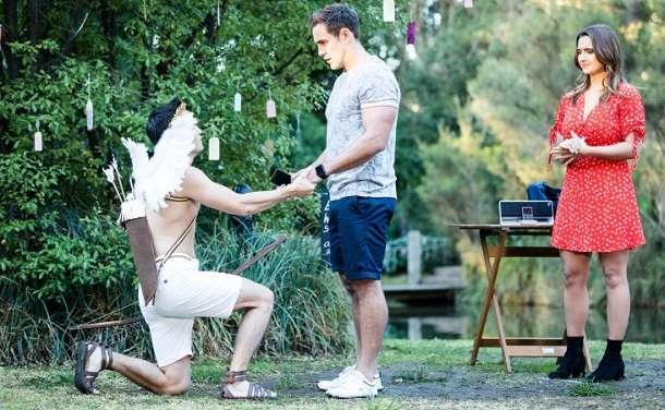 Same-Sex Marriage Proposal