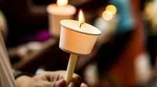 AIDS Candlelight Memorials