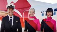 Qantas Staff