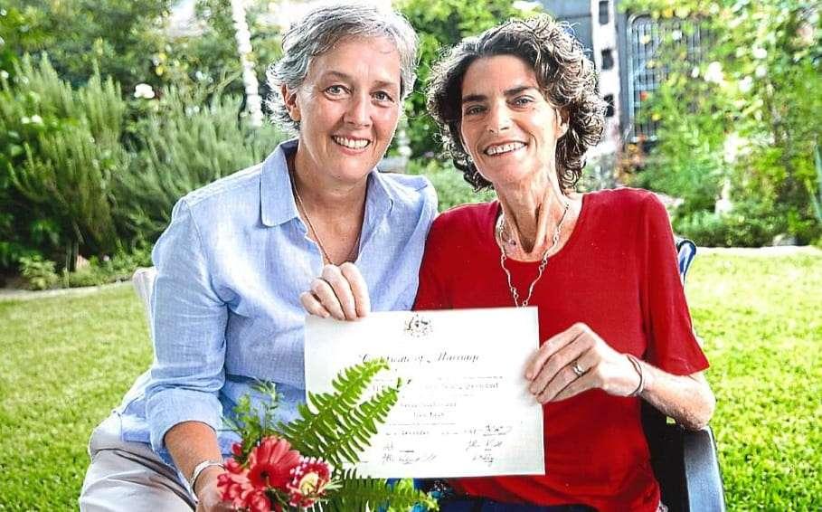 Queensland Marriage