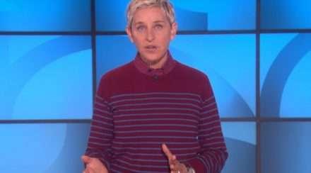 Ellen DeGeneres sexual abuse David Letterman