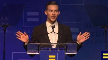 Adam Rippon Human Rights