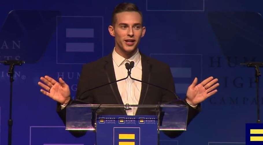 Adam Rippon Human Rights