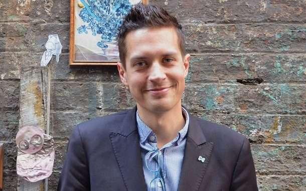 Rohan Leppert Lord Mayor