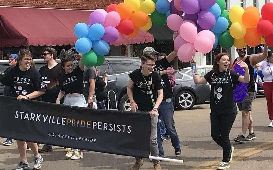 Mississippi pride