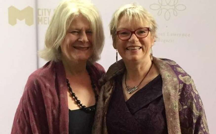 Victoria greens senator janet rice penny whetton transgender marriage equality