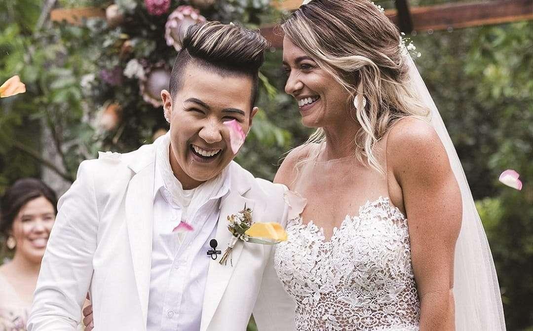 reception video Wedding sex