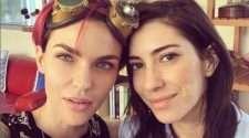 Ruby Rose Jessica Origliasso Instagram