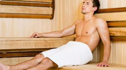 Sauna Steam Room