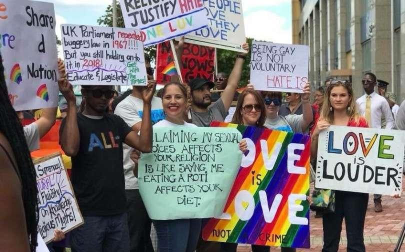 Trinidad Tobago LGBTI Rights