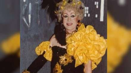 Freda Mae Terry Lewis drag queen