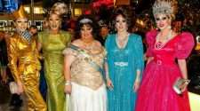 Queens Ball Awards drag queens