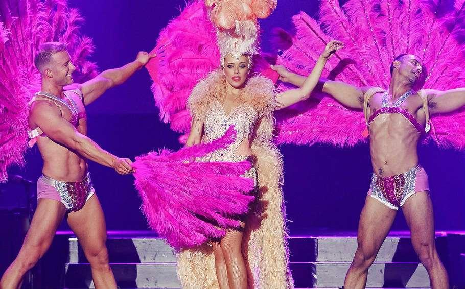 Kylie Minogue Tribute