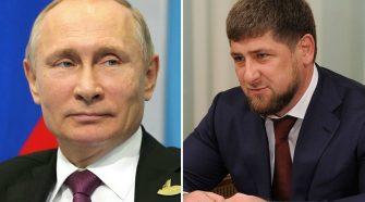 gay people Chechnya