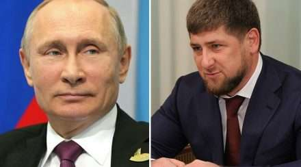 gay people Chechnya