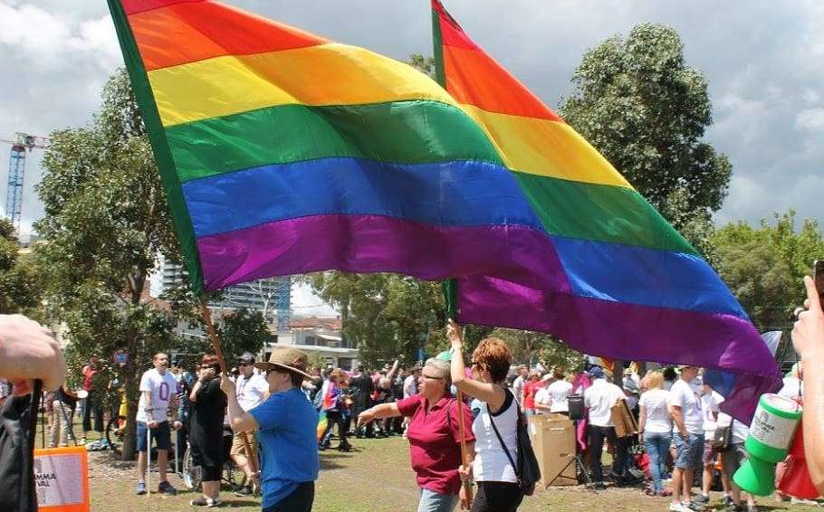 Midsumma Festival marriage equality lesbian gay bisexual