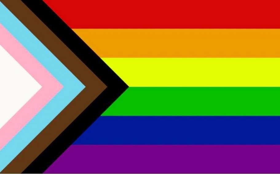 Inclusive Rainbow Pride Flag