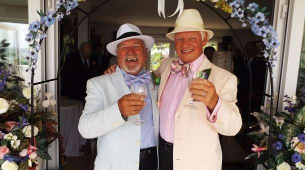 First Same-Sex Marriage A Huge Event On Tiny Island Of Alderney