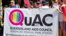 Queensland AIDS Council Pride Festival