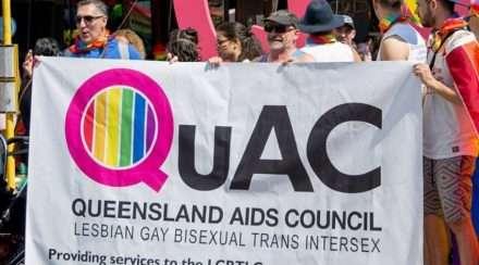 Queensland AIDS Council Pride Festival
