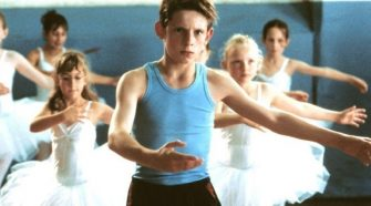 Billy Elliot. Jamie Bell stars as title character Billy Elliot