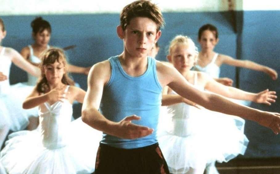 Billy Elliot. Jamie Bell stars as title character Billy Elliot