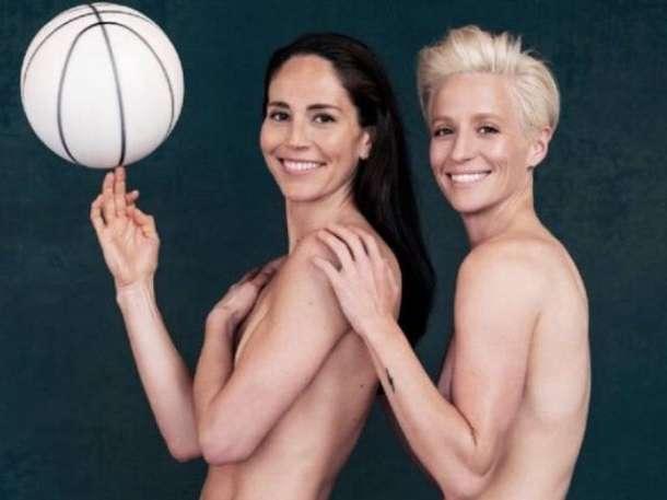 Sport Stars First Same-Sex Couple