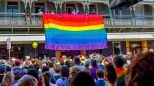 Brisbane pride queer art show Thousands Gather For This Year's Brisbane Pride March Indigenous LGBTI leaders