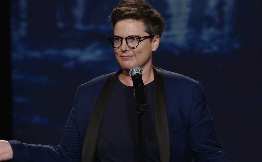 Hannah Gadsby by Netflix from her special Nanette