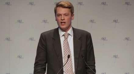 Australian Christian Lobby director Martyn Iles
