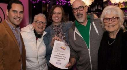 OutStanding LGBTI short story competition