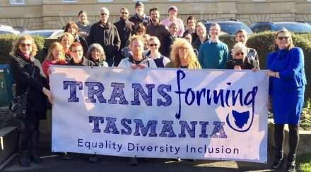 Transforming Tasmania transgender group