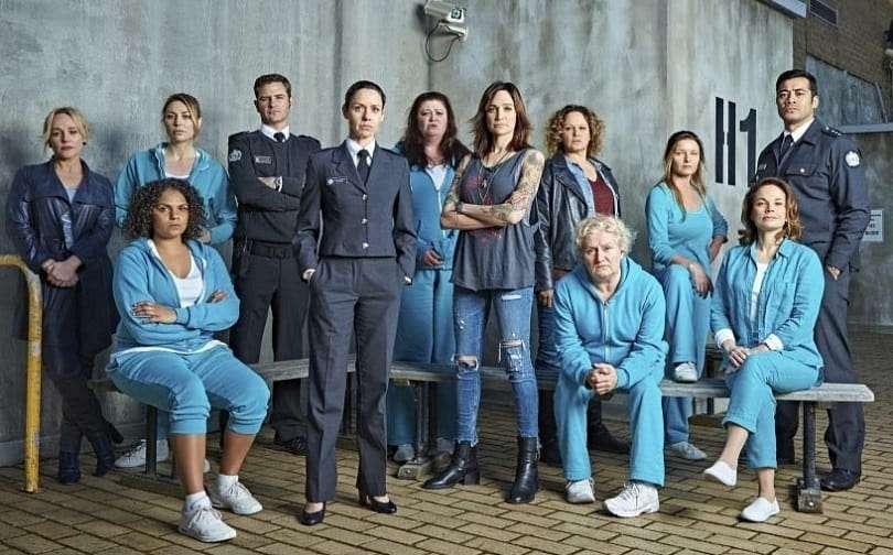 prison drama Wentworth